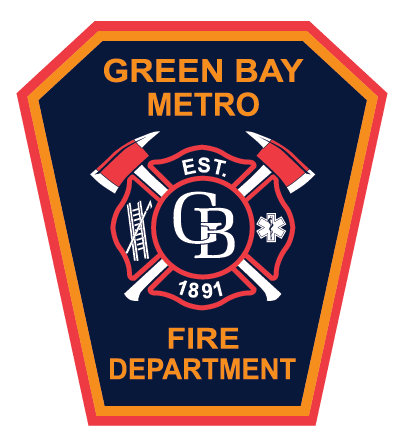 Green Bay Fire Metro logo